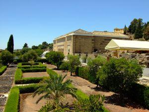 Córdoba, Medina Azahara, Salón del Trono