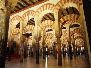 Córdoba, Interior de la Mezquita-Catedral