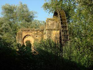 Córdoba, Molino de la Albolafia
