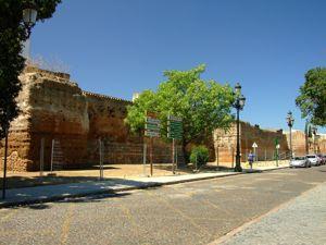 Córdoba, Lienzo del Marrubial de la muralla de la Ajerquía