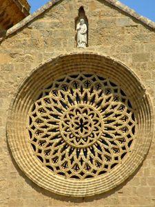 Córdoba, Rosetón de la Iglesia de San Lorenzo