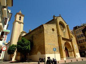 Córdoba, Iglesia de San Miguel