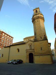 Córdoba, Iglesia de San Nicolás de la Villa