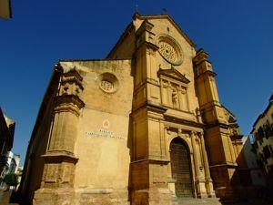 Córdoba, Iglesia de San Pedro Apóstol