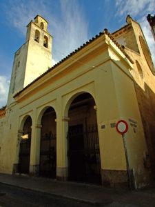 Córdoba, Iglesia de Santiago