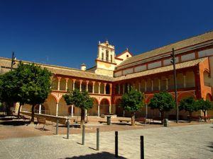 Córdoba, Claustro del Monasterio de San Pedro el Real