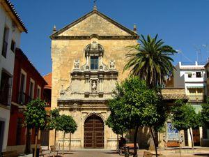 Córdoba, Iglesia del Monasterio de San Pedro el Real