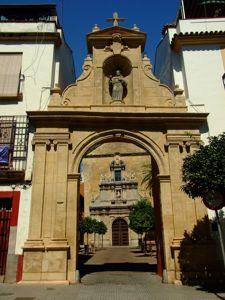 Córdoba, Puerta del Compás del Monasterio de San Pedro el Real