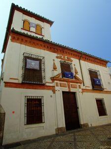 Córdoba, Casa Solariega en la Calle Cara