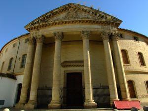 Córdoba, Iglesia y el Colegio de Santa Victoria