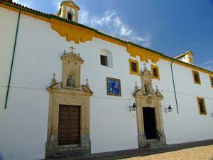 Córdoba, Antiguas entradas a la Iglesia de la Virgen de los Dolores y al Hospital de San Jacinto