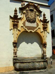 Córdoba, Fuente de la Piedra Escrita