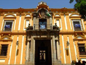 Córdoba, Hospital del Cardenal Salazar