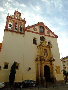 Córdoba, Iglesia Parroquial de San Juan y Todos los Santos
