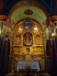 Córdoba, Las Ermitas, Iglesia de Nuestra Señora de Belén