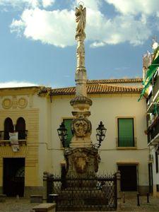 Córdoba, Triunfo de San Rafael de la Plaza de los Aguayo