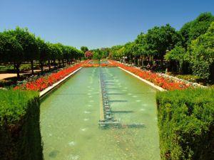 Córdoba, Jardines de la Huerta del Alcázar