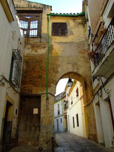 Córdoba, Arco del Portillo