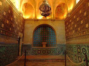 Córdoba, Capilla de San Bartolomé, interior