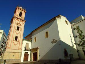 Córdoba, Iglesia de Santo Domingo de Silos