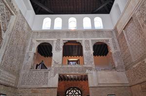 Córdoba, Sinagoga, muro Sur