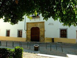 Córdoba, Casa de los Guzmanes
