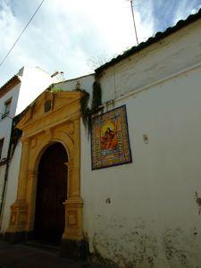 Córdoba, Convento de Santa Cruz