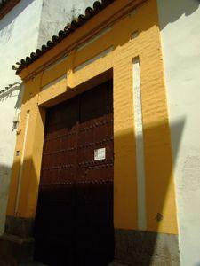 Córdoba, Monasterio de Santa Marta