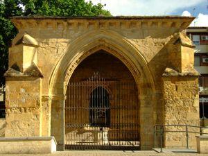 Córdoba, Santuario de Nuestra Señora de la Fuensanta, humilladero