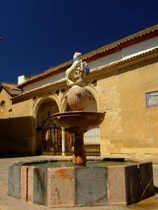 Córdoba, Fuente del Potro