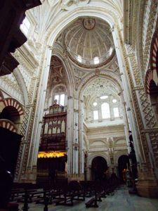 Córdoba, Interior de la Catedral