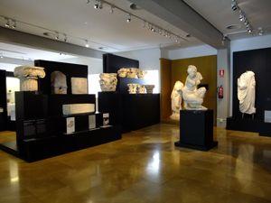 Córdoba, Sala 'Colonia Patricia Corduba' del Museo Arqueológico y Etnológico