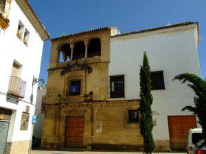 Córdoba, Palacio de los Villalones