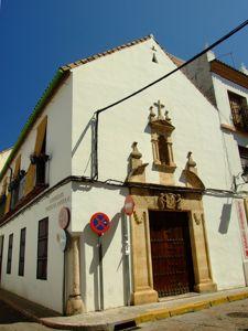 Córdoba, Ermita del Hospital de los Desamparados