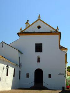 Córdoba, Iglesia de San Miguel Arcángel o Iglesia de los Capuchinos
