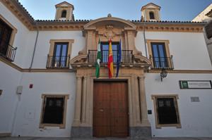 Córdoba, Palacio de las Quemadas