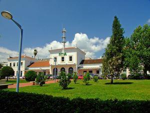 Córdoba, Antigua Estación de Ferrocarril