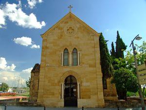 Córdoba, Ermita de los Santos Mártires