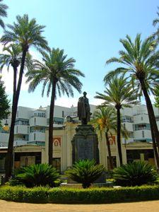 Córdoba, Monumento al Duque de Rivas
