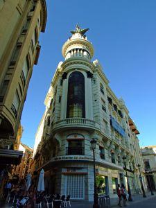Córdoba, Edificio de la Unión y el Fénix Español