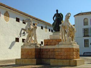 Córdoba, Monumento a Manolete