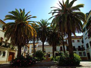 Córdoba, Plaza de las lagunillas