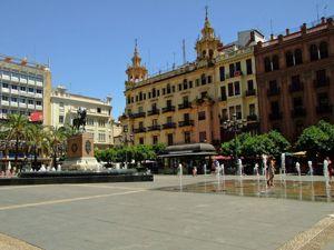 Córdoba, Plaza de las Tendillas