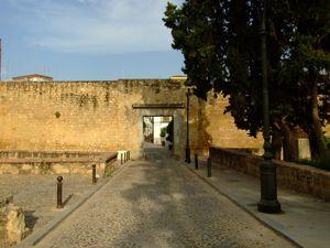 Córdoba, Puerta de Sevilla