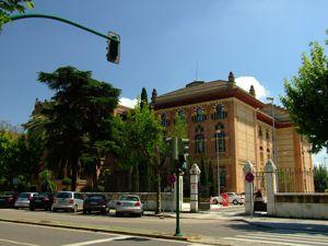 Córdoba, Rectorado Universitario
