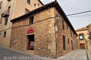 Cuenca, Aljibe medieval, restaurante El Aljibe