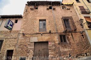 Cuenca, Casona-fortaleza del Siglo XV