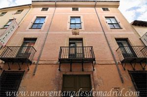 Cuenca, Casa-Palacio del siglo XVIII, actual Hotel Leonor de Aquitania