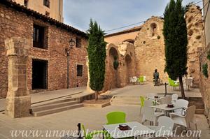 Cuenca, Antigua nave central de la Iglesia de San Pantaleón