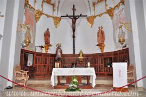 Cuenca, Presbiterio de la Iglesia de San Pedro